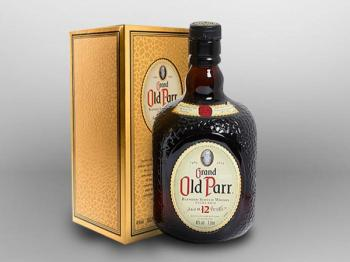 WHISKY GRAND OLD PARR 12 AÑOS